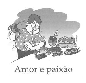 AMOR E PAIXAO