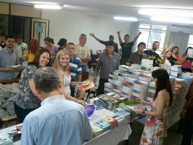 livros cong