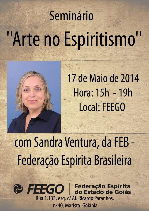 Cartaz Sandra