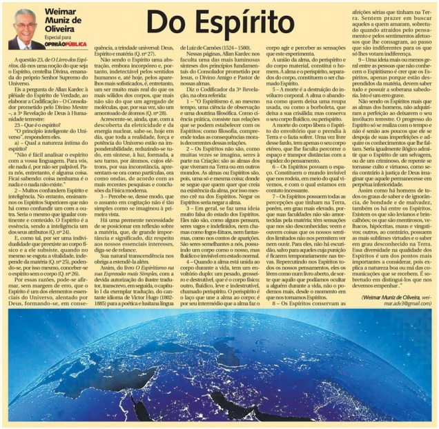 DM 01-02-2015 - Do espírito - Weimar Muniz
