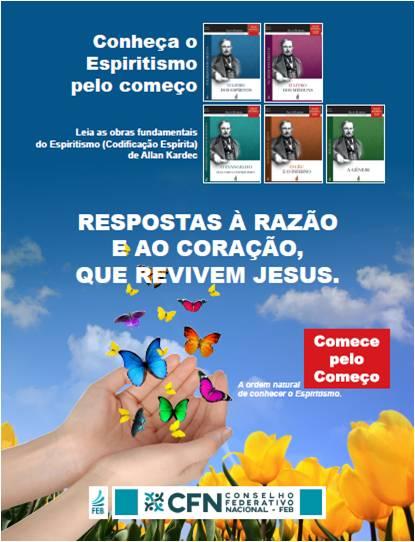 COMECE PELO COMEÇO - CAMPANHA FEB