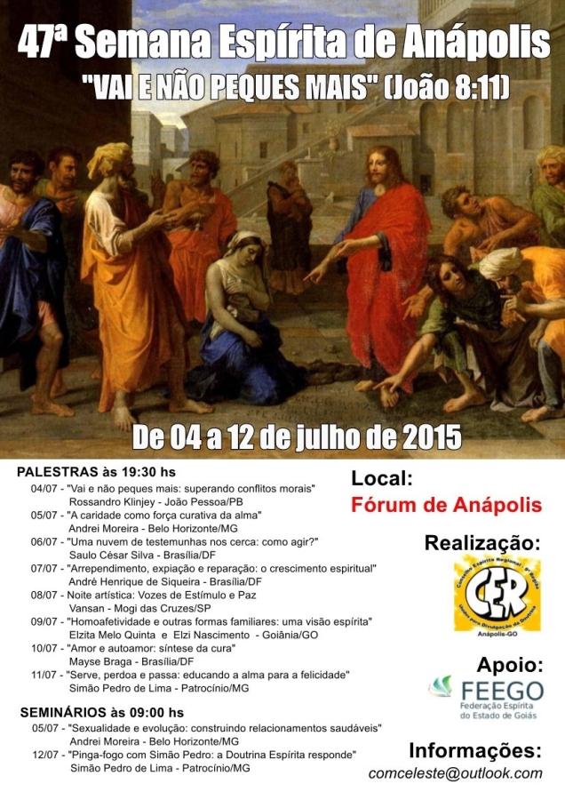 SEMANA ESP ANAPOLIS 2015